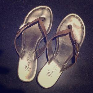 Marc Fisher Good Sandals